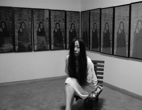 肖鲁就1989年在中国美术馆枪击作品《对话》给栗宪庭的信