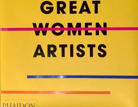 Phaidon《伟大的女性艺术家》/ 英文版