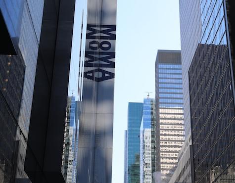 """肖鲁作品《对话》参加纽约MoMA """"馆藏展: 70年代至今"""""""